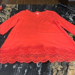 Girls old navy shirt